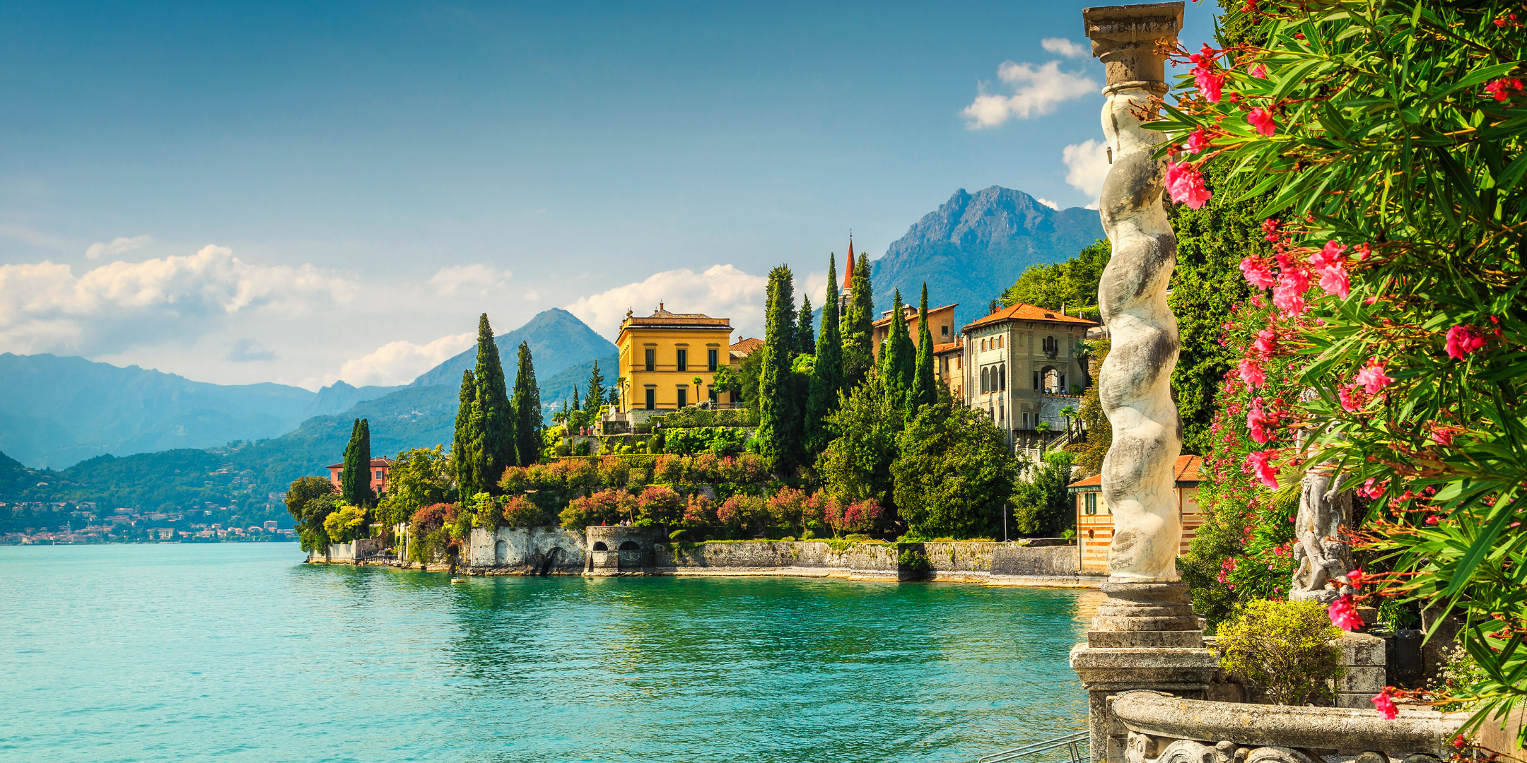 Boat & Villas Tours Lake Como
