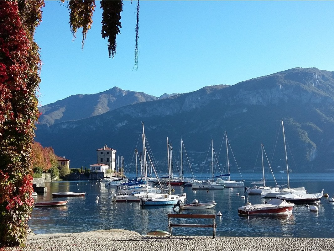 Bellagio lakeside