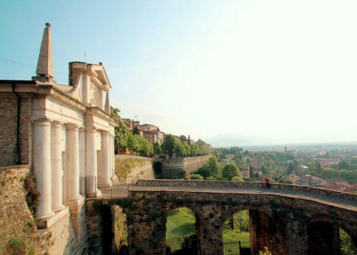Bergamo Porta St.Alessandro