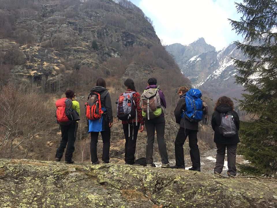 Hiking Lake Como