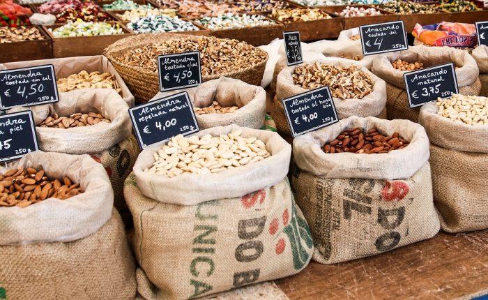 Spice market, Spain