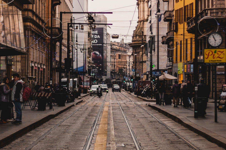 Streets of Milano