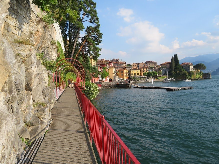 Varenna Lovers Lane